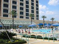 Beau Rivage 3rd floor pool