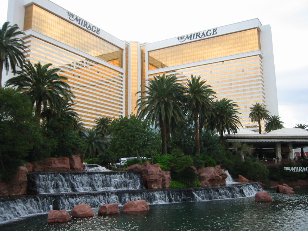 Developed the mirage hotel and casino resort real casino slots for free