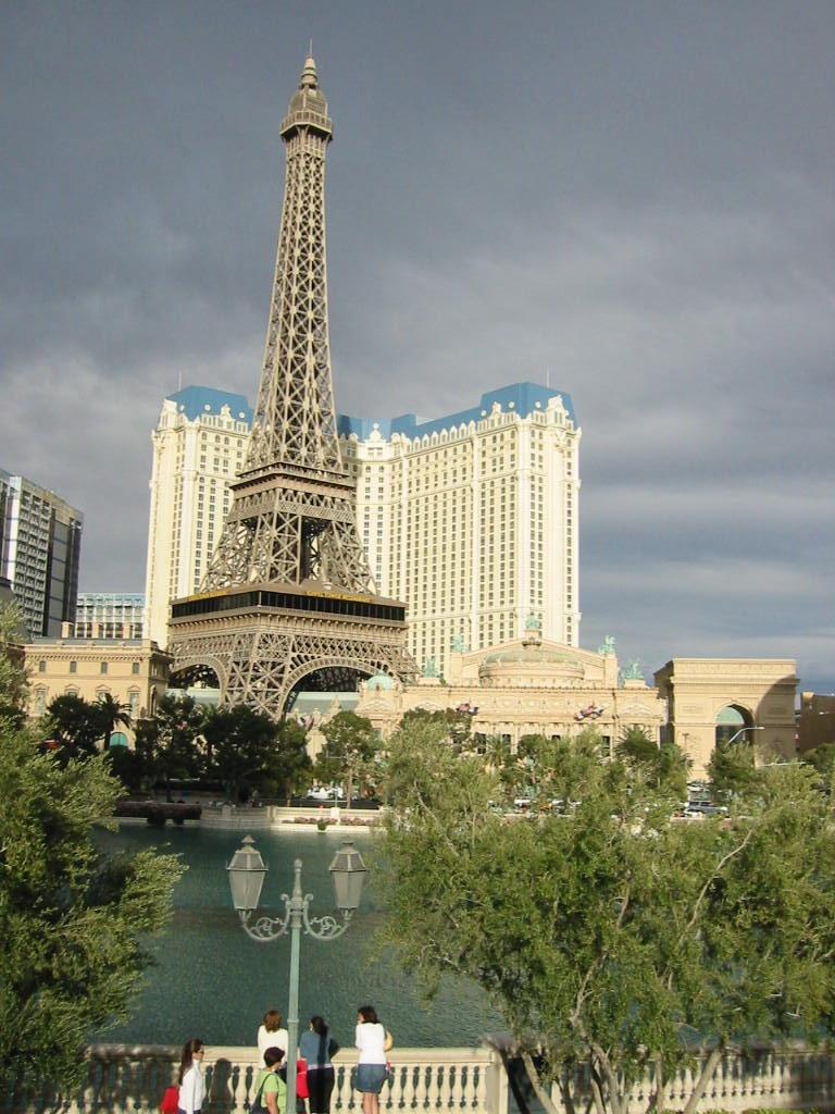 Paris Hotel Casino Las Vegas