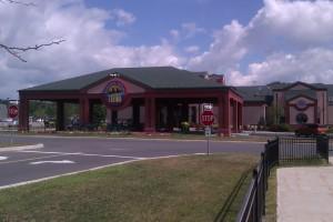 Akwesasne Mohawk Casino, Hogansburg New York