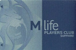 MGM Grands New Slot Card MLife
