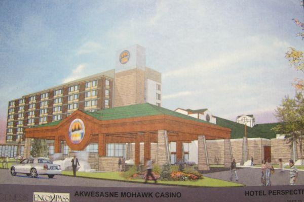 Akwesasne Casino Hotel