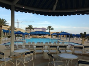 Beau Rivage Hotel Casino Pool