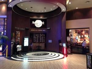 Hardrock Hotel Memorabilia Store