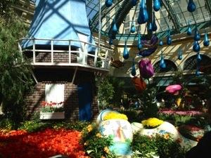 Bellagio Garden - Las Vegas