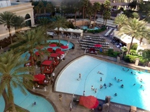 Montecarlo Pool - Las Vegas