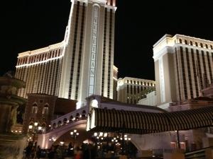 Venetian at Night