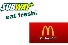 Aquarius McDonald's Subway