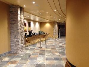 Akwesasne Casino Hotel Lobby