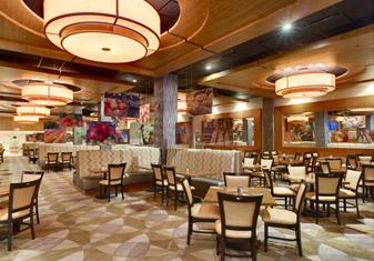 Akwesasne Mohawk Casino Buffet