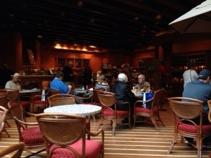 Beau Rivage coffee shop