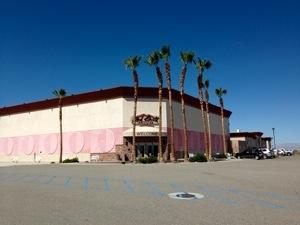 Red Earth casino Salton Sea California