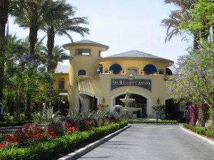 Spa Casino Palm Springs