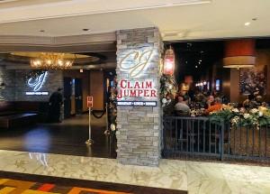 Claim Jumper – golden nugget Casino